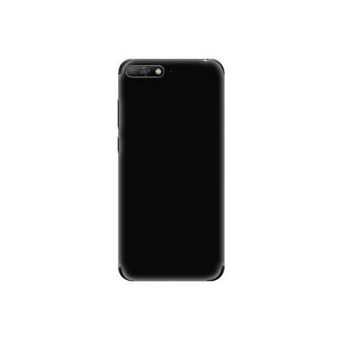 Huawei Y6 Prime (2018) - folia na tył 3MK Ferya SkinCase - Glossy Black