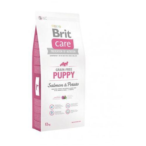 Brit Care Grain Free Puppy Salmon & Potato 2x12kg, 76649