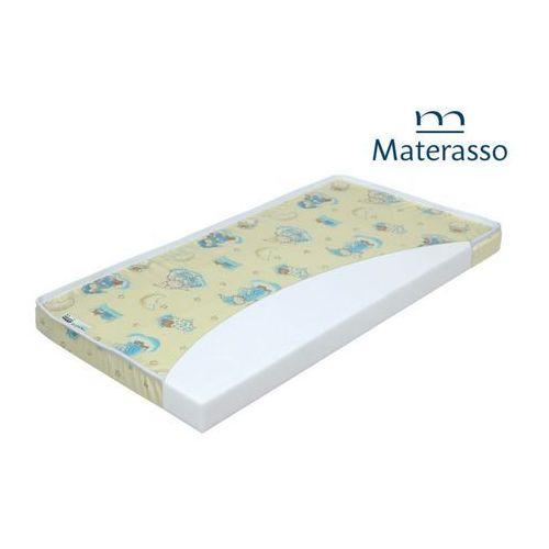 driemco eco - materac dziecięcy, piankowy, rozmiar - 60x140 wyprzedaż, wysyłka gratis marki Materasso