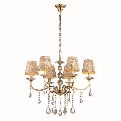 Ideal Lux Lampa wisząca Pantheon SP6 - 088068, IL 088068