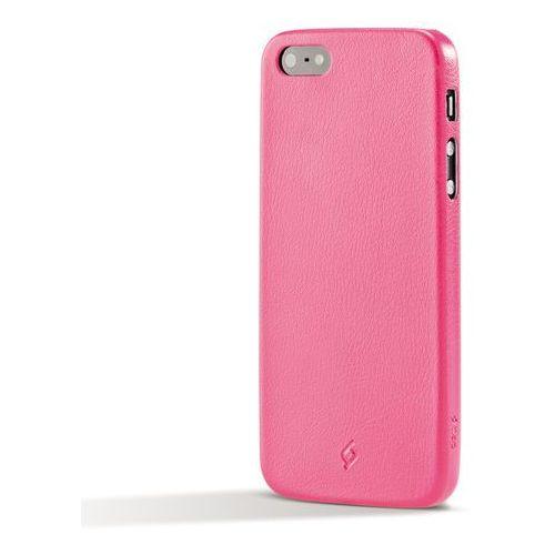 Etui TTEC 2PNA2013P Slimfit do Apple iPhone SE/5S/5 Różowy, kolor różowy