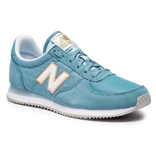 Sneakersy NEW BALANCE - WL220TPC Niebieski