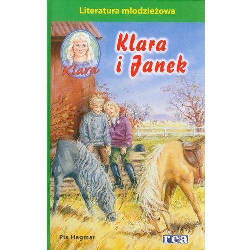 Klara i Janek, książka z kategorii Literatura dla młodzieży