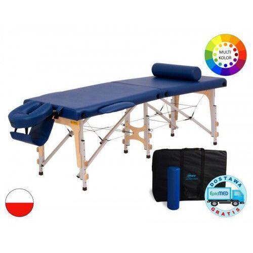 Mov Składany stół do masażu premium ultra alu z regulacją wysokości