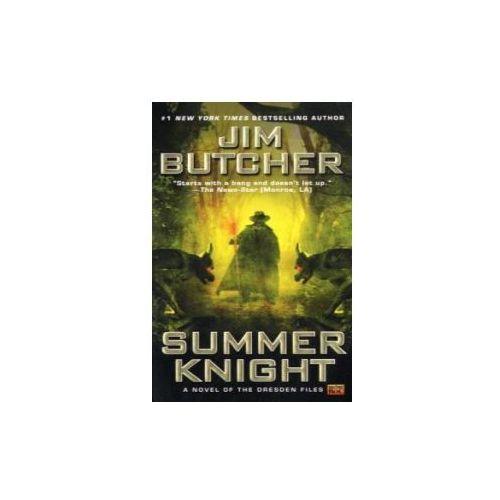 Dresden Files, Summer Knight. Die dunklen Fälle des Harry Dresden, Feenzorn, englische Ausgabe (9780451458926)