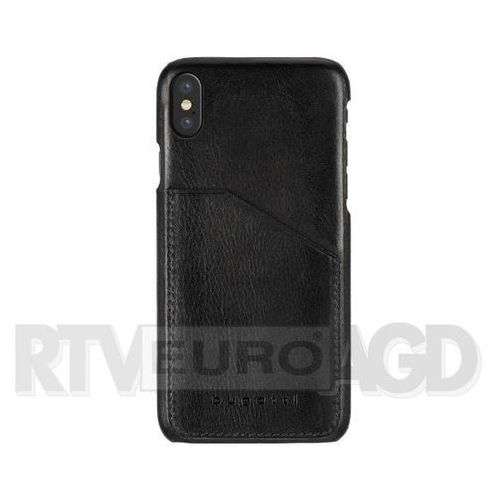 Bugatti londra iphone x/xs (czarny)