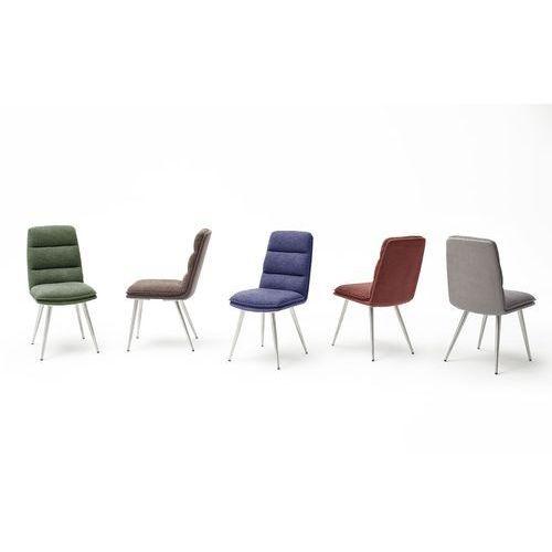 Krzesło FRIDA tkanina 5 kolorów 48/64/97 cm