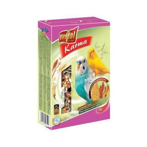 Vitapol Pokarm dla papugi falistej 500g [2100], towar z kategorii: Pokarmy dla ptaków