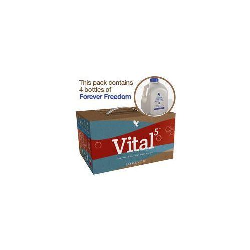 VITAL 5 z Forever Freedom z kategorii Pozostałe leki chorób stawów i kości
