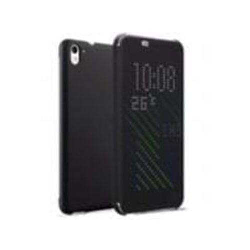 Etui HTC Dot View do HTC Desire 626 Czarny, kolor czarny