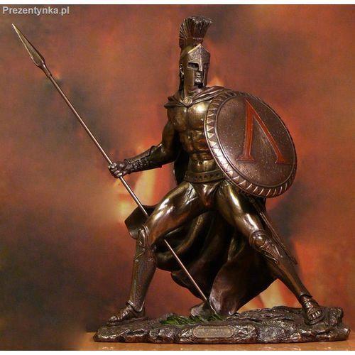 Leonidas - król Sparty na prezent - produkt z kategorii- Na urodziny dla taty