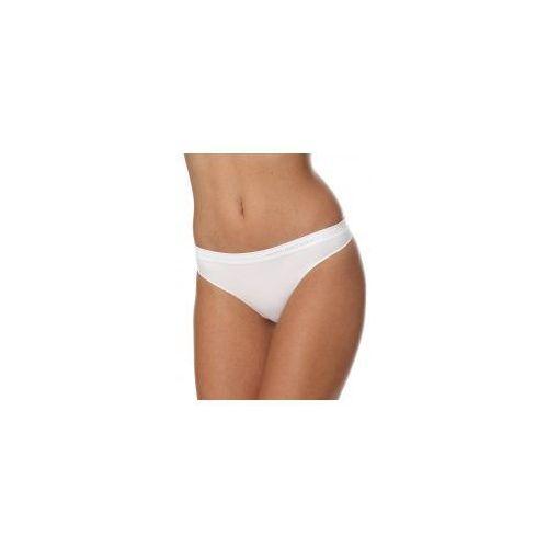 Stringi comfort cotton th00182 białe, Brubeck