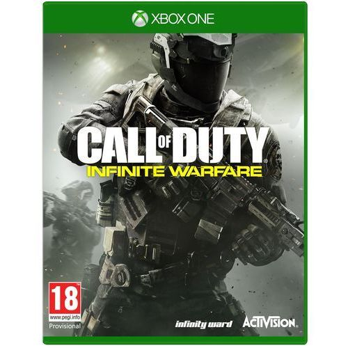 Call of Duty Infinite Warfare, gatunek gry: akcja