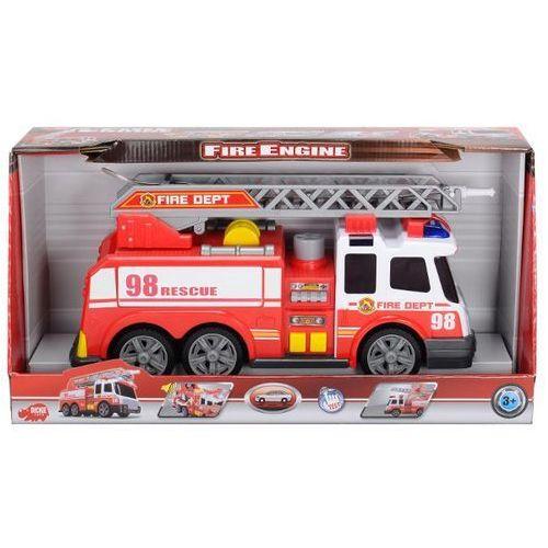 Straż pożarna czerwono-biała 37 cm z kategorii Straż pożarna