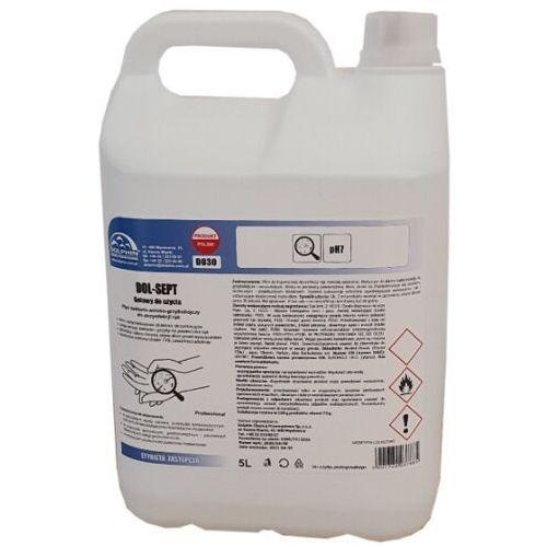 Płyn alkoholowy do dezynfekcji rąk wirusobójczy Dol-Sept 5 L