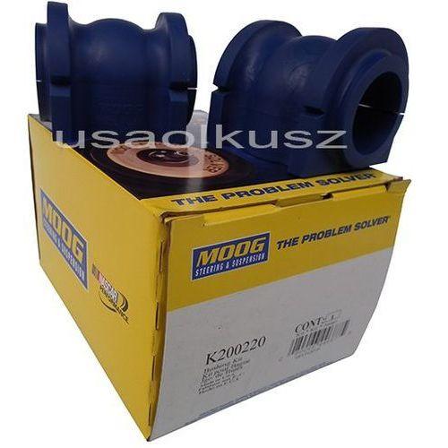 Gumy tuleje przedniego drążka stabilizatora 28mm volkswagen routan -2011 marki Moog