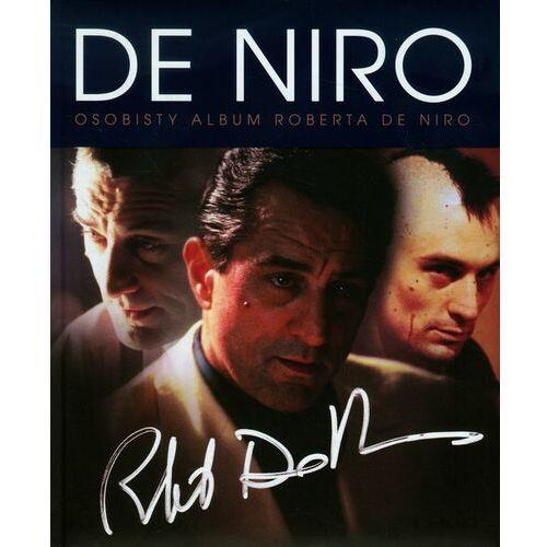 De Niro Osobisty album Roberta De Niro (ilość stron 208)