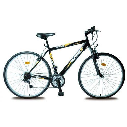 """Olpran Olpran męski rower crossowy Cruez 28"""" Sus M black/orange - BEZPŁATNY ODBIÓR: WROCŁAW!"""