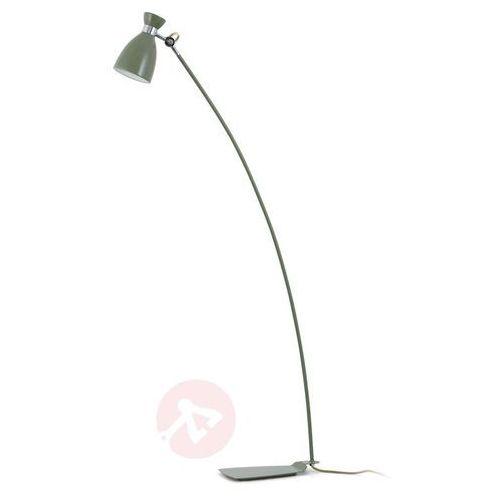 Faro Retro Lampa stojąca Zielony, 1-punktowy - Nowoczesny/Lokum dla młodych - Obszar wewnętrzny - Retro - Czas dostawy: od 2-3 tygodni (8421776083868)