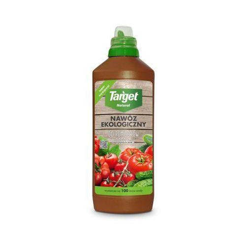 Płynny nawóz ekologiczny do pomidorów, ogórków i ziół 1l, D55C-73628