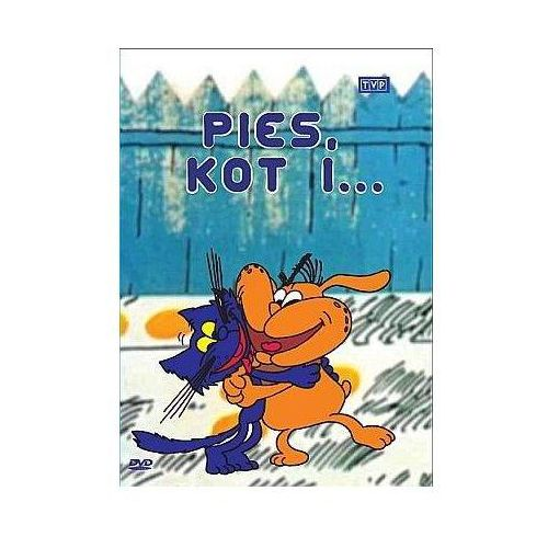 Pies, kot i.... (DVD) - Jolanta Karczewska, Roman Huszczo