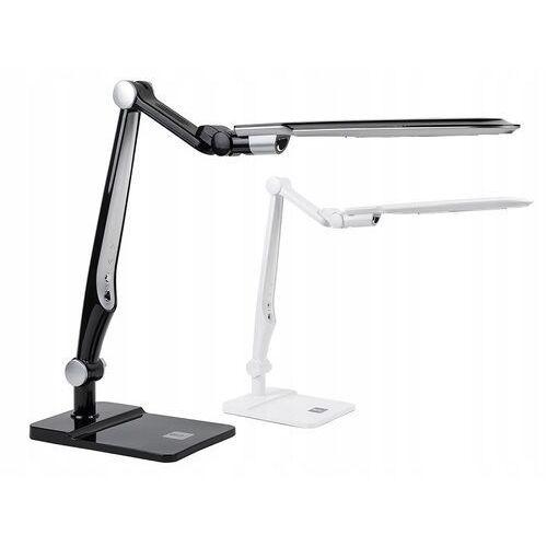 Lampka biurkowa 2w1 led 10W na biurko z klipsem SmartLight - Czarny