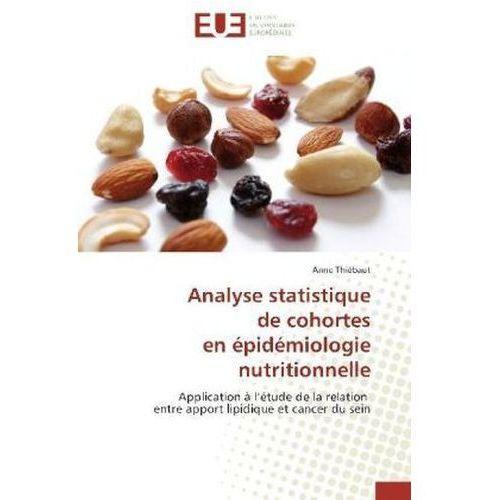 Analyse statistique de cohortes en épidémiologie nutritionnelle