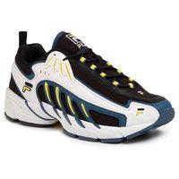 Sneakersy FILA - Adrenaline Low 1010827.12S Black/White, w 7 rozmiarach