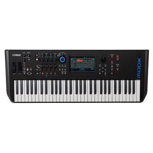 modx6 syntezator marki Yamaha