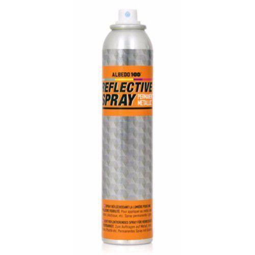 Spray odblaskowy Albedo100 - Permanent Metallic, 143