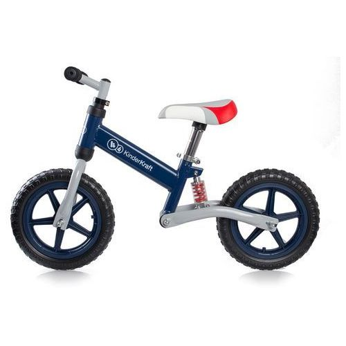 Rowerek biegowy KINDERKRAFT Evo Niebieski + DARMOWY TRANSPORT! - sprawdź w wybranym sklepie