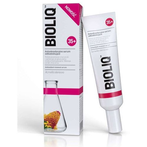 Aflofarm Bioliq 35+ antyoksydacyjne serum odbudowujące 30ml