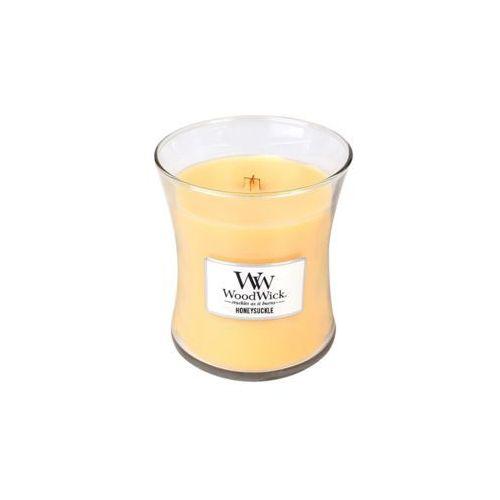 WoodWick - Świeca Mała Honeysuckle 40h