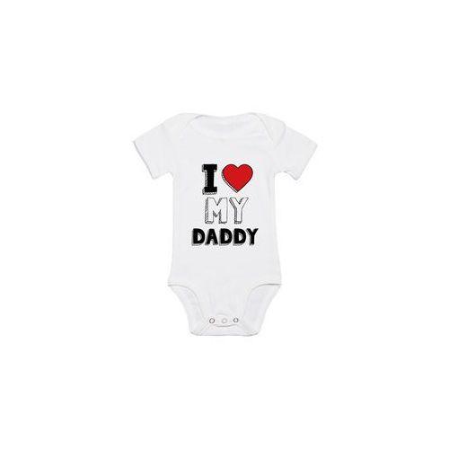 Body dziecięce I love my daddy, 6815