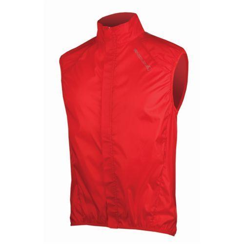 Kamizelka ENDURA Pakagilet czerwony / Rozmiar: M (5055205353296)