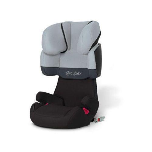 Cybex solution x fix fotelik samochodowy cobblestone-grey marki Cybex silver