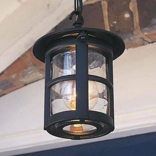 Lampa wisząca HEREFORD BL21B BLACK IP43 - Elstead Lighting - Rabat w koszyku, BL21B
