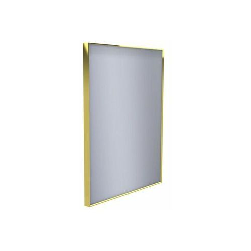 Lustro bez oświetlenia STARK GOLD 60 x 80 DUBIEL VITRUM (5905241008936)