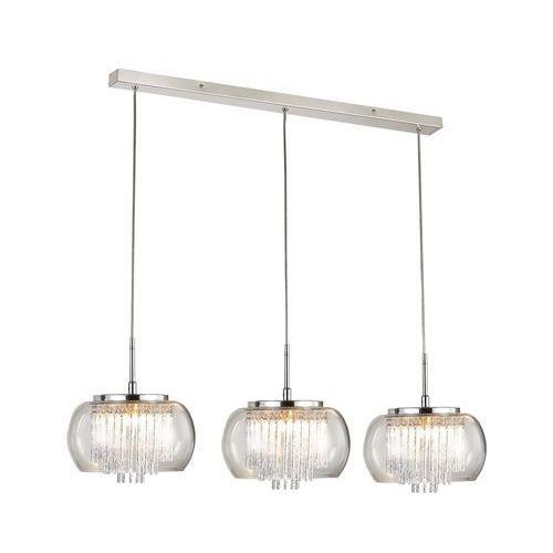 Azzardo Rego 3 line 3957-3p lampa wisząca az2453 (5901238424536)
