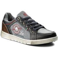 Lanetti Sneakersy - mp40-7016y granatowy