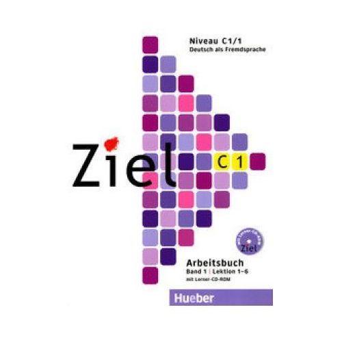 Ziel C1 Band 1 Pakiet - Kursbuch + Arbeitsbuch + CD-ROM Hueber (320 str.)