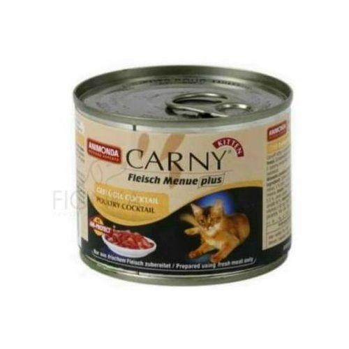 Animonda Carny Adult pokarm w puszce dla kota 200g