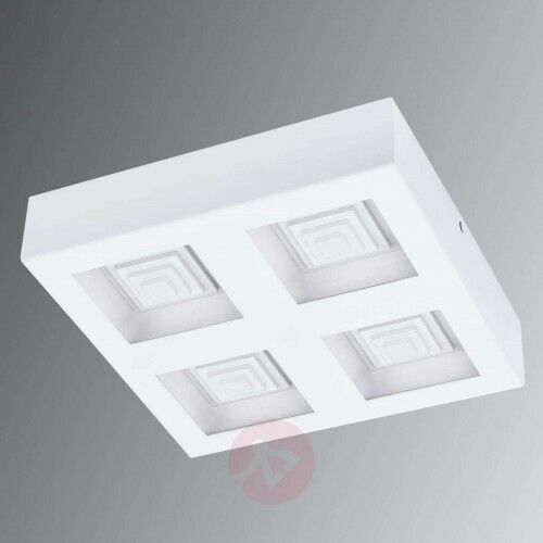 4-punktowa lampa sufitowa LED Ferreros, 21572022429