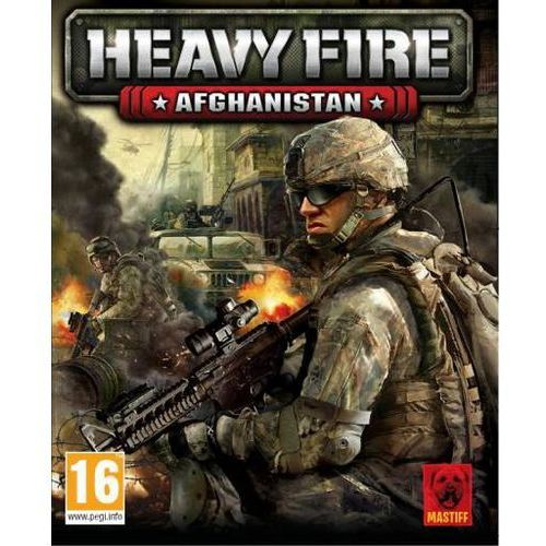 Heavy Fire Afghanistan (PC)