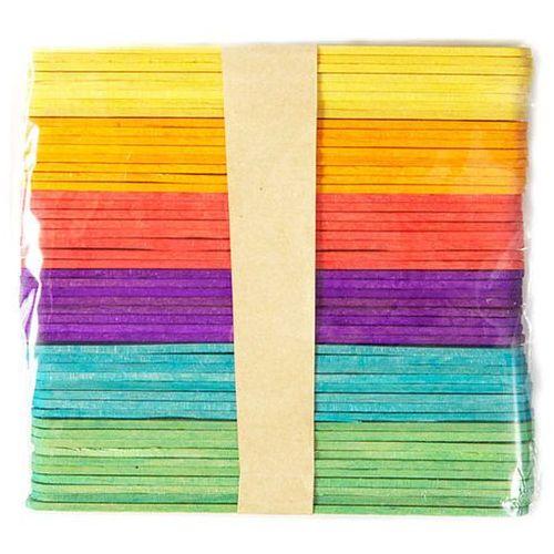 Dalprint Patyczki kreatywne kolorowe (50 szt.) kspa-002