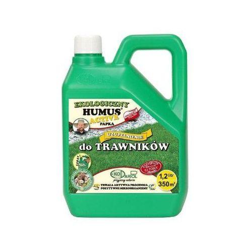 Biohumus 1,2l active do trawników uzupełnienie marki Ekodarpol