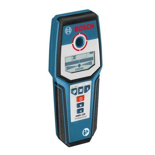 Detektor cyfrowy Bosch GMS 120, 0601081004