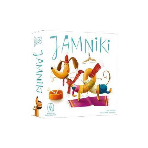 Jamniki. gra rodzinna marki Nasza księgarnia