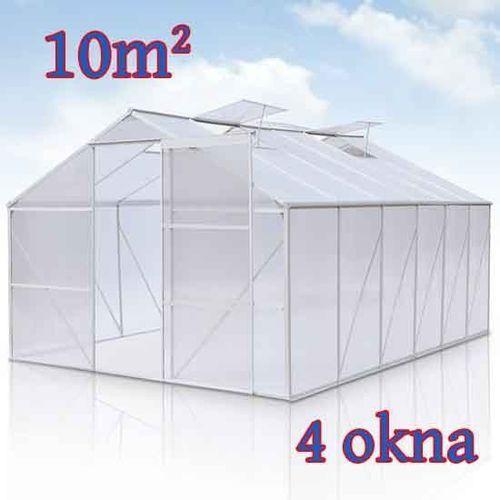 Szklarnia Ogrodowa Aluminiowa 10 m², kup u jednego z partnerów