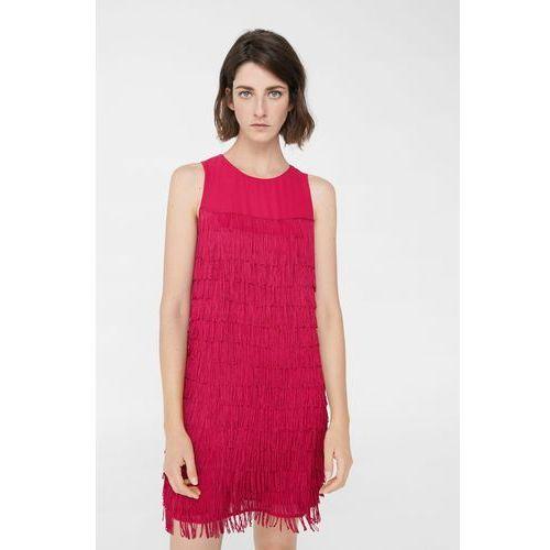 Mango  - sukienka flec